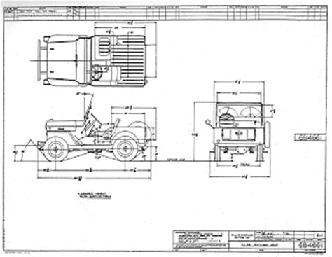 1955 Willy Cj5 Wiring Diagram by 1955 Willys Jeep Wiring Diagram 24h Schemes