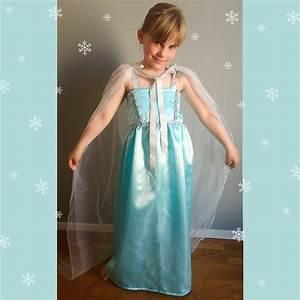 Rideau Reine Des Neiges : un d guisement de reine des neiges pour les petites filles ~ Dailycaller-alerts.com Idées de Décoration