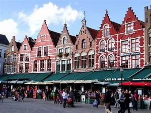 The Markt of Bruges
