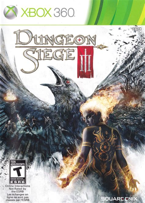 dungeon siege 3 xbox 360 dungeon siege iii for xbox 360 2011 mobygames