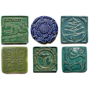 Pewabic Pottery Corvette Tile by 17 Best Images About Pewabic Pottery On