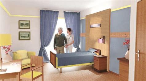 combles am駭ag駸 en chambre une journ 233 e type en maison de retraite maison retraite