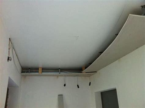 Decke Mit Gipskartonplatten Abhängen  Hausbau, Ein Baublog