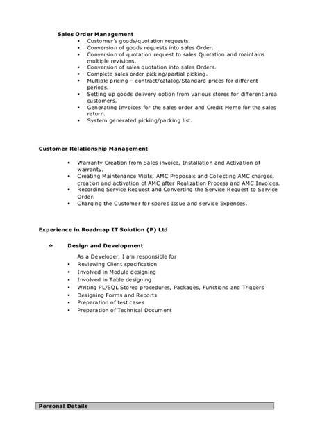 drupal developer resume sle 28 images resume for