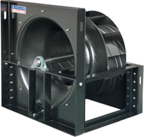 direct drive plenum process fans