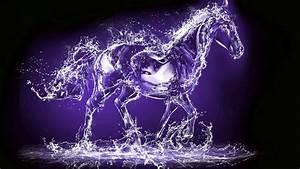3D Horse Wallpaper 18585 - Baltana