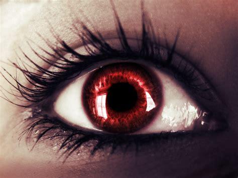 Red Eye By Sprankster On Deviantart