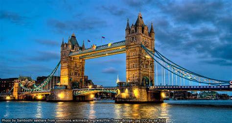 สะพานหอคอย แห่งกรุงลอนดอน London Tower Bridge ตะลอนเที่ยวดอทคอม