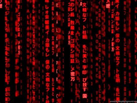 red hd wallpapers tags code red matrix description red matrix code desktop background