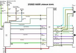2000 Honda Accord Radio Wiring Diagram