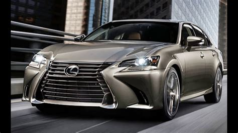 redesign  lexus gs   sport concept youtube
