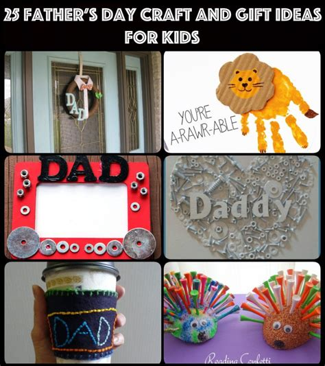 gift ideas for s day 25 father s day craft and gift ideas for kids