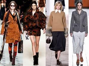 les 20 tendances mode de l39automne hiver 2015 2016 vues a With tendances modes