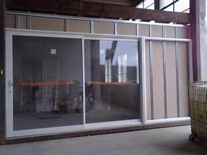 Baie à Galandage : baie vitr e galandage position ferm e mon premier ~ Melissatoandfro.com Idées de Décoration