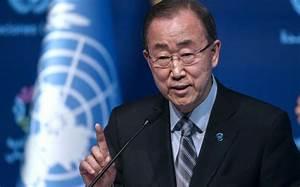 UN chief confident Trump will drop rhetoric, show leadership