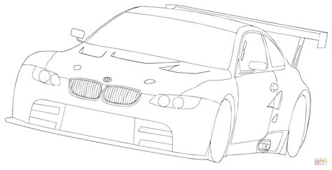 Gtr Kleurplaat by 13 Gtr Drawing Z4 Bmw Gt3 For Free On Ayoqq Cliparts