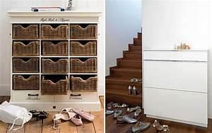 Ideen Für Schuhschrank : der passende schuhschrank bild 12 sch ner wohnen ~ Markanthonyermac.com Haus und Dekorationen