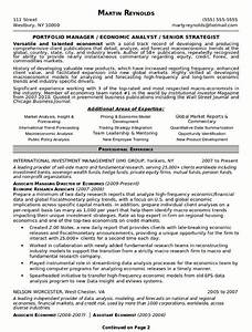 resume sample portfolio manager executive resume writer With executive resume writer