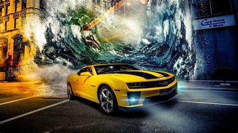 Bumblebee Car Wallpaper by Bumblebee 2016 Wallpapers Hd Wallpaper Cave