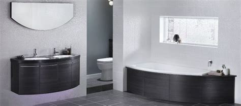 Utopia Symmetry Contemporary Bathroom Furniture