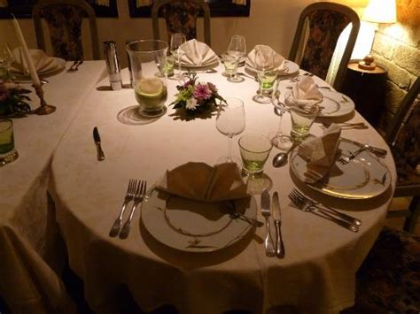 table cuisine pin table setting picture of restaurant ty pin quimper