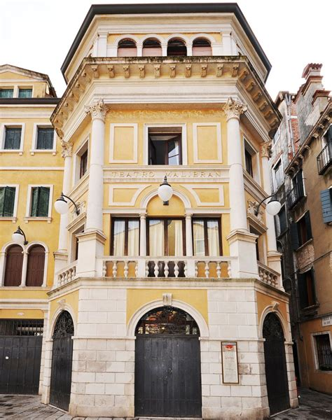 Ingresso Teatro Ingresso Teatro Malibran Venezia T Ingresso E Teatro