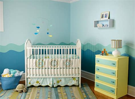 paint colors for a baby boy nursery baby boys nursery room paint colors theme design ideas seaside 171 interior images photos
