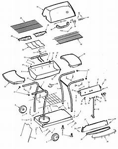 Kenmore Grill Parts