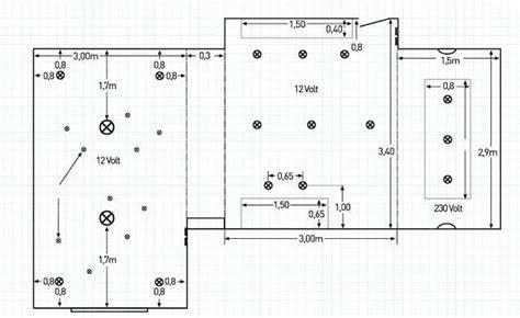 Elektroinstallation So Werden Schalter Und Steckdosen Unsichtbar by Lichtschalter Verlegen Selbst De