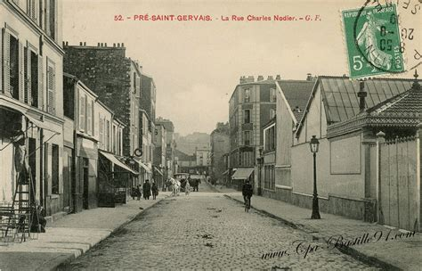 pré gervais cartes postales anciennes