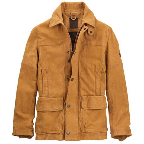 s barn jackets s mount lincoln leather barn jacket timberland us