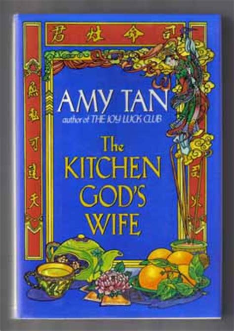 the kitchen god s books