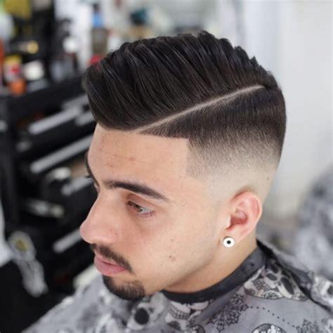 undercut hairstyles  men  styling ideas