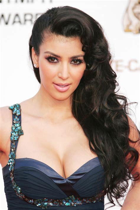top  hairstyles  kim kardashian hairstyles  women