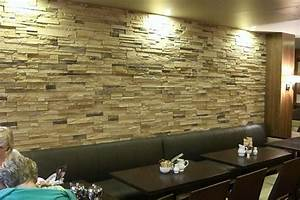 interior stone wall church narthex ideas pinterest With interior rock wall design ideas