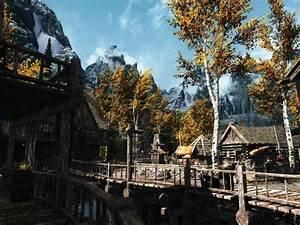 Beautiful Riften At Skyrim Nexus Mods And Community