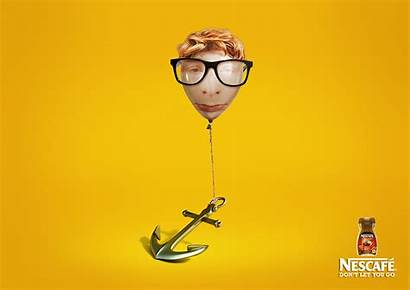 Nescafe Ad Ads Anchor Advertisement Campaign Advert