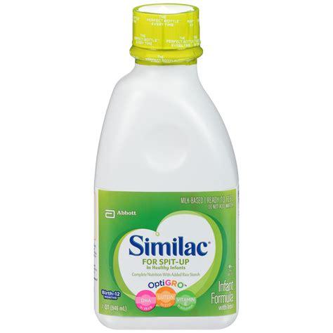 Similac Sensitive Infant Formula Milk Based With Iron