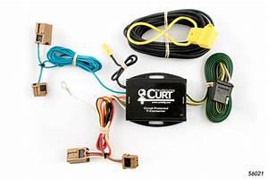 Nissan Versa 2007-2012 Wiring Kit Harness - Curt Mfg  56021