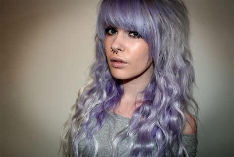 light purple hair bloodypancakes the light purple hair