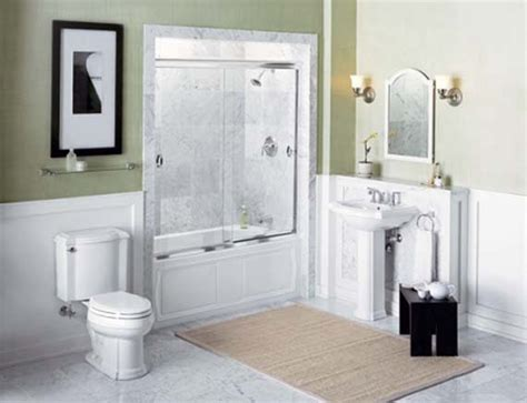 Bathroom Color Schemes For Small Bathrooms-ayanahouse