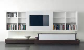 furniture design home interior design with newind multimedia center furniture by acerbis california by design