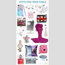 17 Best Gift Ideas For Teen Girls  Gift Guide For Teenage Girls