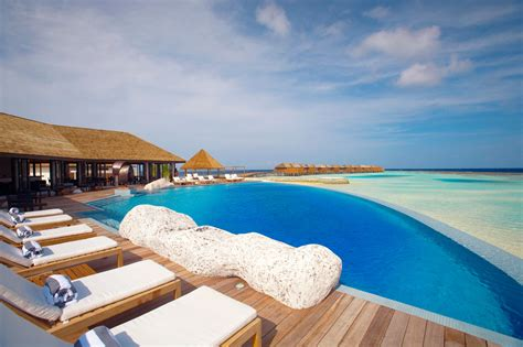 resort spa in maldives