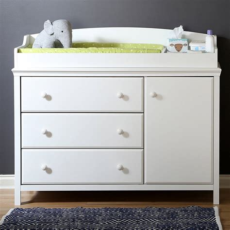 white dresser with changing table top bestdressers 2017