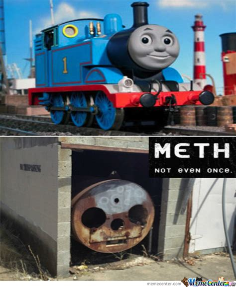 Thomas The Train Memes - thomas the train what have you done by fimmeh meme center