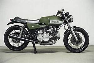 Motorcycle 74  Ducati 860 Gts Custom