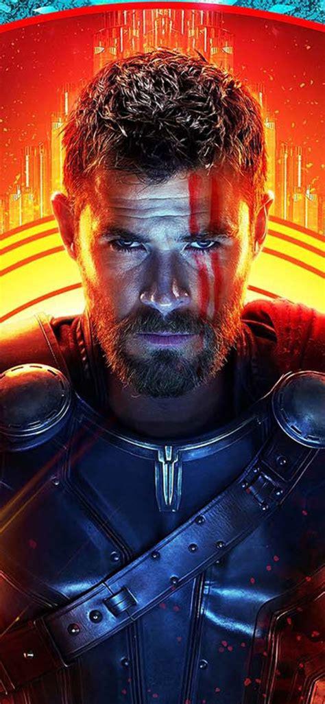 1125x2436 Thor In Thor Rangnarok 2017 Iphone XS,Iphone 10 ...