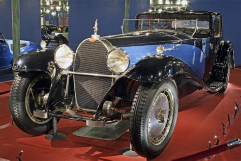 Today, out of the original 7 type 41's only 6 exist, and i saw one in the henry ford museum in dearborn, mi in 1969 and was quite amazed. Bugatti Royale Type 41 | Cité de l'Automobile : Collection Schlumpf - Site officiel - gérée par ...