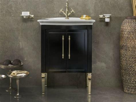 meuble salle de bain retro meuble vasque retro
